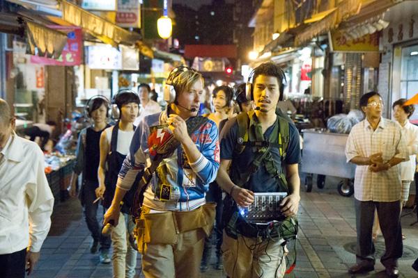 Guerillawalks Taipei 2011