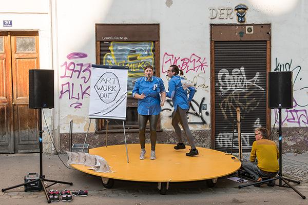 Heisser Asphalt  - Performance