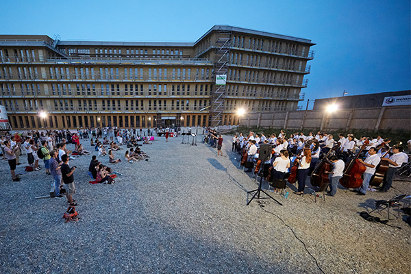 Baulücken-Konzert #5: ASO der WU Wien