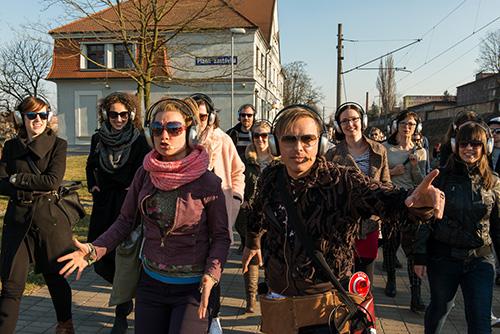 Guerillawalks Pilsen 2015