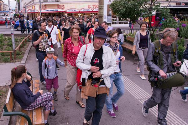 Guerillawalks Wien 2013