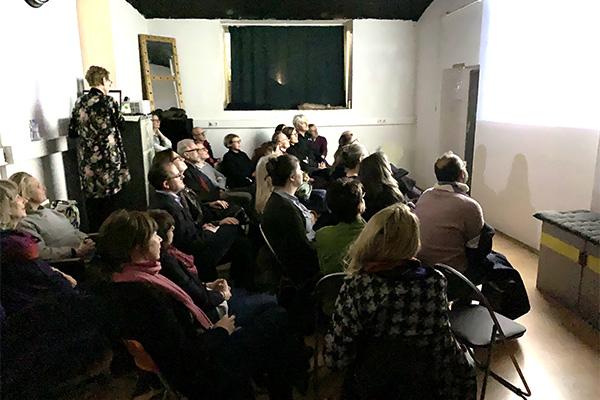 Projekt 106: Trude Lukacsek (A)