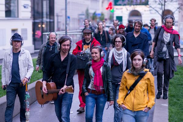 Walking Concert #4 - Fuzzman