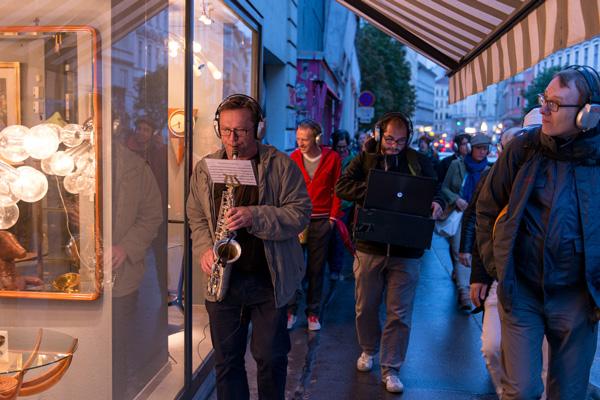 Walking Concert #5 - Max Nagl & Clemens Wenger