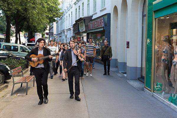 Walking Concert #21 - Die Strottern