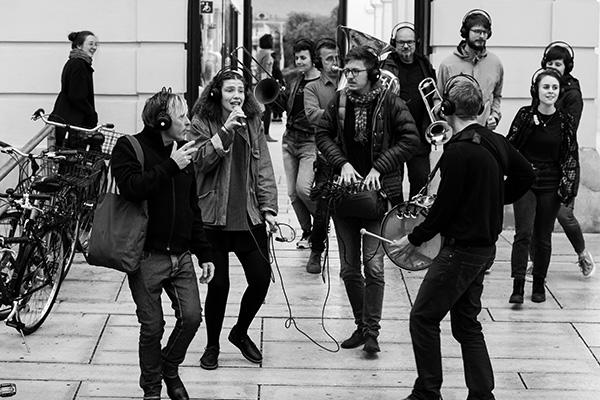 Walking Concert #27 - Binder & Krieglstein