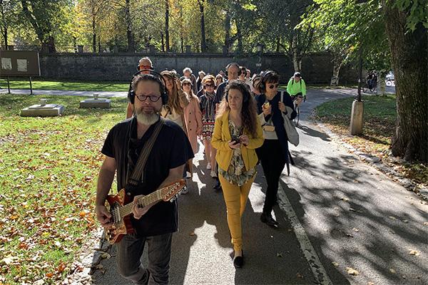 Walking Concert #29 - Jarmo Saari