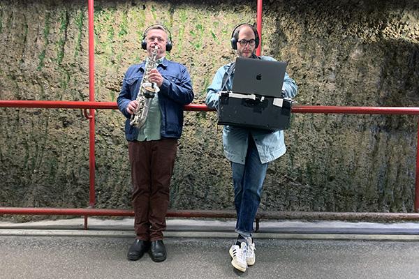 Walking Concert #30 - Max Nagl & Clemens Wenger