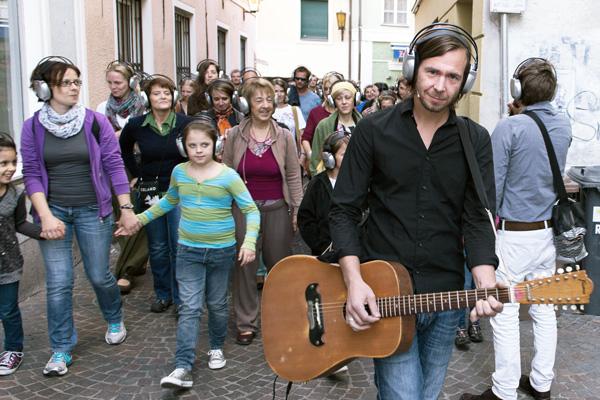 Walking Concert #7 - Fuzzman