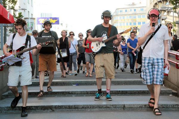 Walking Concert #8 - Willi Landl