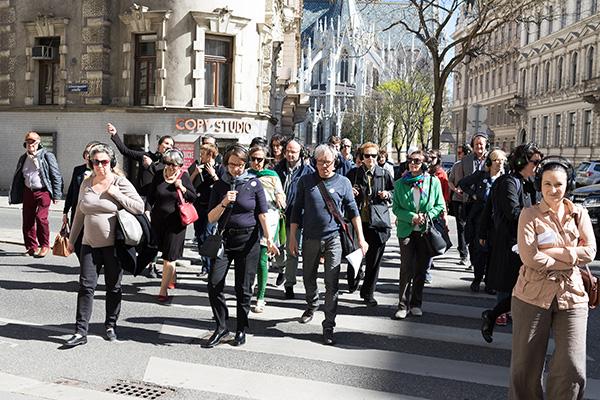 Walking Lectures #1: Walking Bourdieu Lecture
